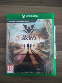 STATE OF DECAY 2 (XBOX ONE OYUN)