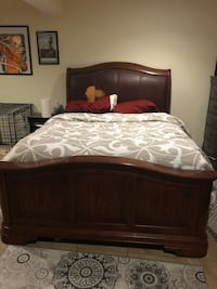 Queen size bed FRAME Burtonsville, 20866