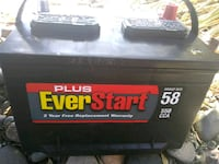 Car Battery. Doesn't fit in the car but fits most  St. George, 84770