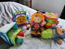 Baby toys 0-12 months