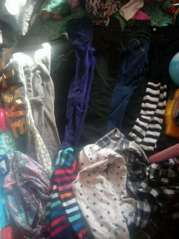 Girls clothes size 7 n 8
