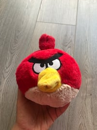 Angry Bird Plush Toy  Markham, L3R