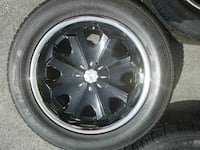 20 in universal rims and tires Monrovia, 21770