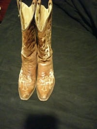 Circle G Cross cowgirl boots Thomasville, 27360