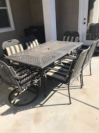 Patio table with chairs Winchester, 92585