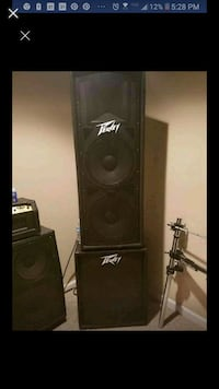 black and gray tower speaker screenshot Knoxville, 37920