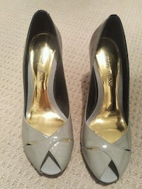 Brand New leather shoes Size 8 Vaughan, L6A 0X2