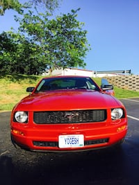 Ford - Mustang - 2008 683 mi