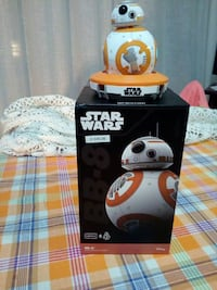 STAR WARS  BB_8 APP_ENABLED DROID