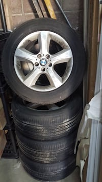 BMW - x5 2011 tires for sale Hamilton