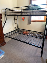 Twin/Full bunk bed frame