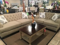 Sofa and Loveseat 2263 mi