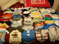 0-3 boy clothes San Antonio, 78242