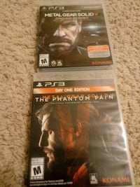 Metal gear ps3 bundle Plainwell, 49080