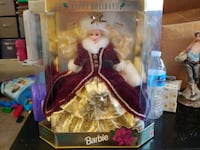 Happy Holidays Barbie 1996 Beaverton, 97005