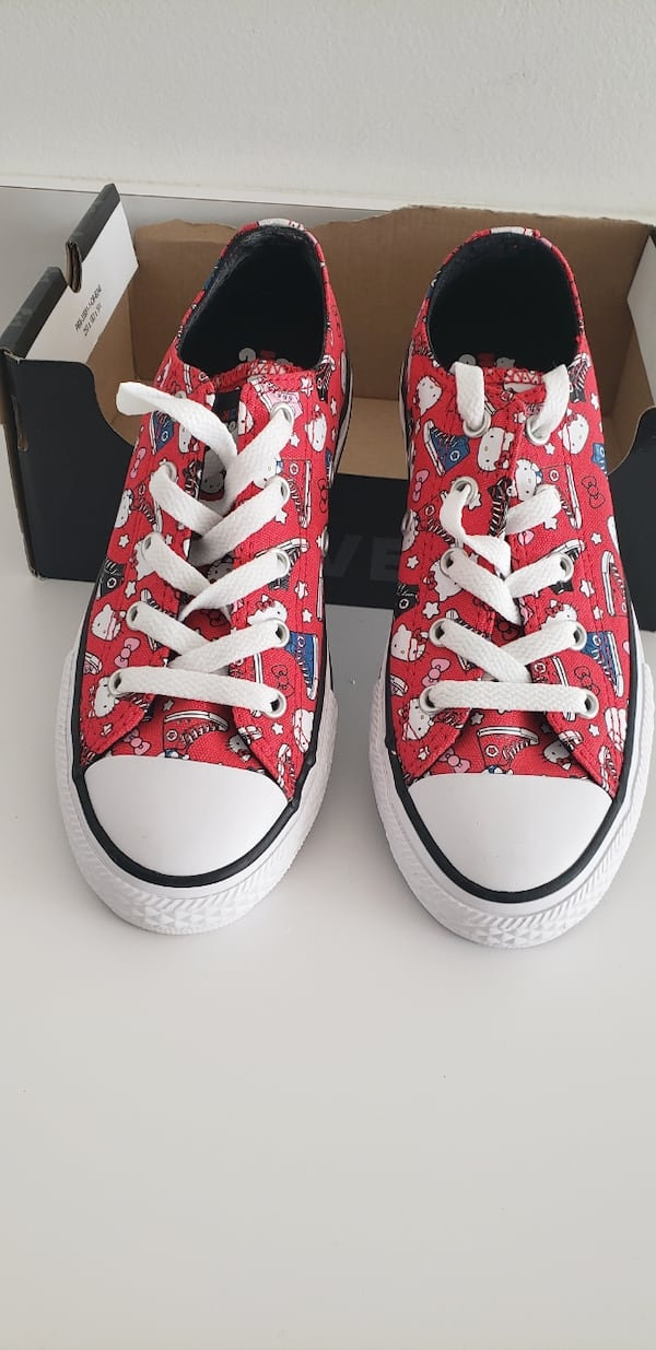 Converse sneakers  1