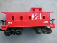 1950s Lionel Trains Caboose NEW O Gage Tulare, 93274