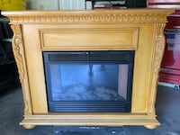 Electric fire place Bluffton, 29910