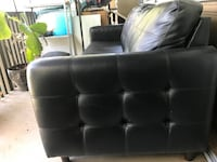 Super Comfortable Black Couch Mountain View, 94040