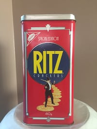 Ritz - 55 year anniversary collectors tin - From 1990