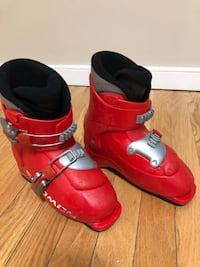 Youth ski boots size 20 Rockville, 20850