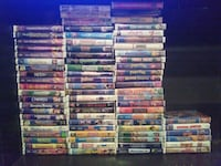 assorted DVD movie case lot Riverbank, 95367
