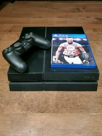 PS4 one controller one game.