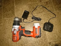 cordless drill black and decker ldx112 lithium Columbia