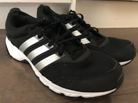As new ~ men's size 9 adidas runners Surrey, V4N 6A2
