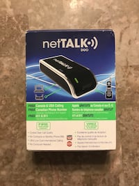 *NEW UNOPENED* NetTalk Duo Wifi Edmonton, T5X 2N6