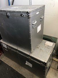 Aluminum rugged chest. Susewi