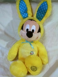 Easter Bunny Mickey Mouse plush Denver, 80231