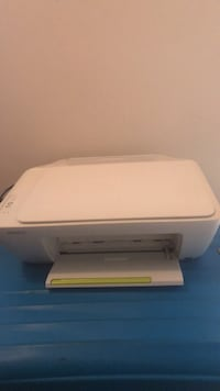 white and gray HP desktop printer Edmonton, T6H 5J2