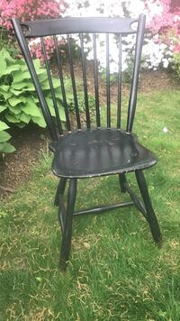black wooden windsor rocking chair Alexandria, 22306