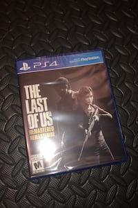 The Last of Us Remastered - Sealed