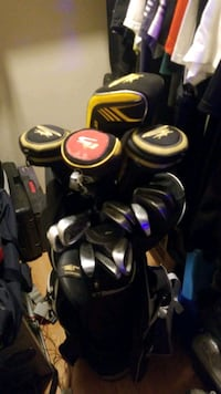 Complete set of golf clubs irons and drivers Calgary, T5H