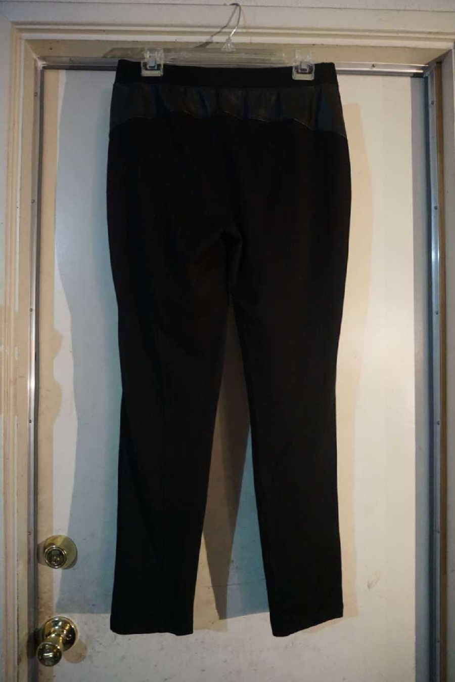 Faux Leather Leggings (XL) - Indian Hills