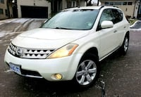 2007 NISSAN MURANO AWD 4X4 E-TESTED/REMOTE START/L Toronto