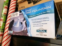 PetSafe Drinkwell 360 Fountain w/ 4 extra filters Mississauga, L4W 0A1