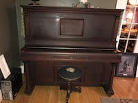 Antique Lauter Upright Grand Player Piano Centralia, 98531