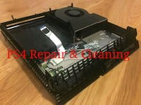 PS4 repair and professional cleaning York