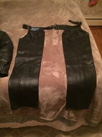 Black and brown leather chaps Martinsburg, 25405