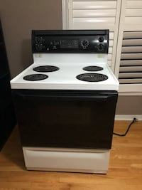 Electric stove Toronto