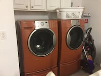 Front load Washer and Dryer set 701 mi