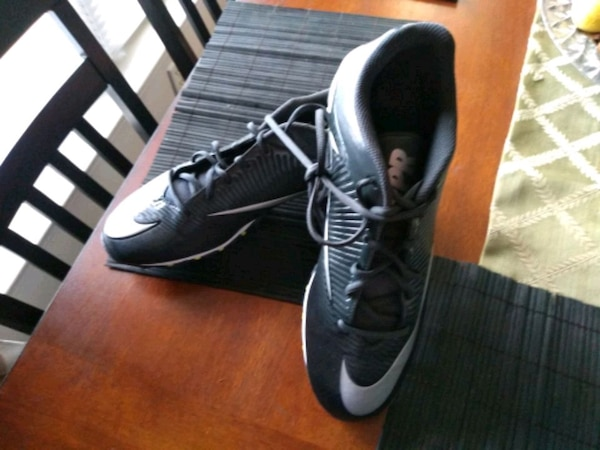 Nike Vapor cleats size 12 new