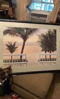 Gorgeous painting of the beach Jackson, 39206