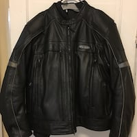 """NEW""  HARLEY DAVIDSON  3XL 4 piece riding leather ... Paid $700+ Peoria, 61606"
