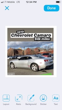 2010 Chevrolet Camaro Laurel