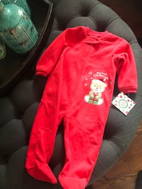 First Christmas pajama size 9 months  Watchung, 07069