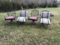 Patio reclining chairs Broadlands, 20148